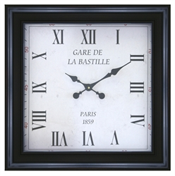 Picture of Iron Clock Square Gare De La Bastille  WCL14